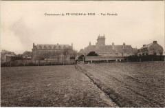 Saint-Gildas-de-Rhuys vue générale - Saint-Gildas-de-Rhuys