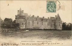 Mauron Chateau du Bois de la Roche - Mauron