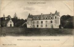 Mauron Chateau du Boyer - Mauron