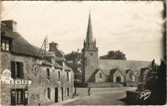 Lignol Rue de l'Eglise - Lignol