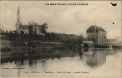 Bords du Canal Chapelle Saint-Michel - Le Saint