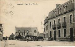 Serent Place de la Victoire - Sérent