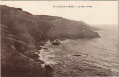Saint-Gildas-de-Rhuys La Pierre Plate - Saint-Gildas-de-Rhuys