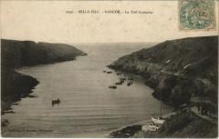 Belle-Ile-en-Mer Bangor Port Goulphar - Bangor