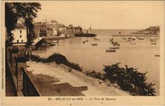 Belle-Ile-en-Mer Port de Sauzon - Sauzon