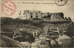 Belle-Ile-en-Mer Sauzon - Sauzon
