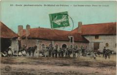 St-Michel-en-Priziac-La Basse cour - Priziac