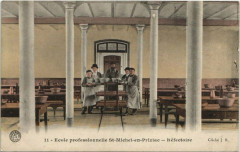 St-Michel-en-Priziac-Refectoire - Priziac