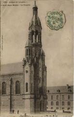 Abbaye de Langonnet-L'Ecole Saint-Michel-La Chapelle - Langonnet