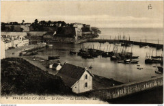 Belle-Isle-en-Mer - Le Palais - La Citadelle - Le Palais
