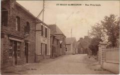 St-Malo-de-Beignon - Rue Principale - Beignon