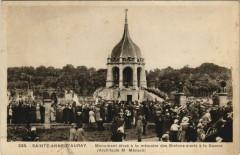 Sainte-Anne-d'Auray - Monument eleve a la memoire des Bretons morte - Sainte-Anne-d'Auray