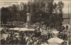 Sainte-Anne-d'Auray - La Procession a la Fontaine Miraculesse - Sainte-Anne-d'Auray