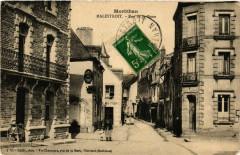 Malestroit Rue de la Poste - Malestroit