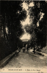 Belle-Ile-en-Mer - Le Palais - La Porte Bangor - Bangor