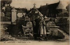 Saint-Ave - Vieille Fontaine - Saint-Avé