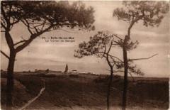 Belle-Ile-en-Mer - Le Vallon de Bangor - Bangor