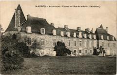 Mauron et ses Env. - Chateau du Bois de la Roche - Mauron