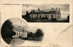 Mauron et ses Env. - Chateau de la Ville - Mauron