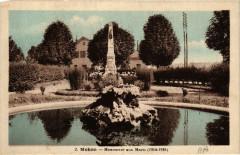 Mohon - Monument aux Morts (1914-1918) - Mohon