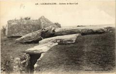 Locmariaquer - Dolman de Mane-Lud 56 Locmariaquer