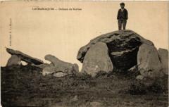 Locmariaquer - Dolman de Kerhan 56 Locmariaquer