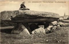 Locmariaquer - Table des Marchande - Dol ar-March'adouiren 56 Locmariaquer