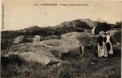 Locmariaquer - Le Menhir brise de Mane Hoerk 56 Locmariaquer