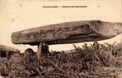 Locmariaquer - Dolmen des Marchands 56 Locmariaquer