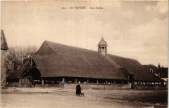 Le Faouet - Les Halles - Le Faouët