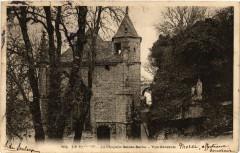 Le Faouet - La Chapelle Ste-Barbe - Vue générale - Le Faouët