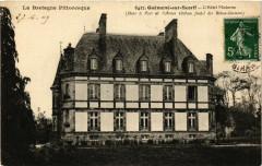 La Bretagne Pittoresque - Guemene-sur-Scorff - L'Hotel Moderne - Guémené-sur-Scorff