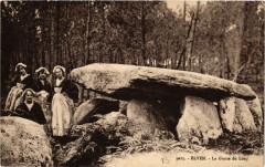 Elven - La Grotte du Loup - Elven