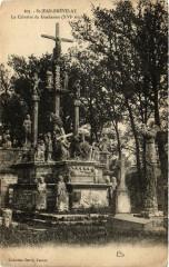 St-Jean-Brevelay - Le Calvaire du Guehenno (Xvi siecle) - Guéhenno
