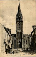 Questembert - L'Eglise St-Pierre - Questembert