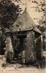 Le Faouet - Chapelle Ste-Barbe le Beffroi - Le Faouët