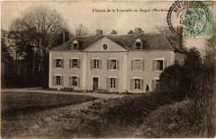 Chateau de la Touraille en Augan - Augan