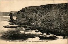 Belle-Isle-en-Mer - La Pointe de Skeuil a Locmaria - Locmaria