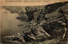 Belle-Ile-en-Mer - Bangor la cote de St-Marc - Bangor