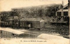 Ateliers de Mohon (Novembre 1918) - Mohon