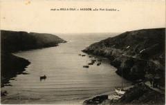 Belle - Isle - Bangor - Le Port Goulphar - Bangor