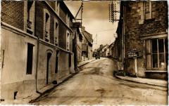 La Trinite-Porhoet - Rue du Tertre - La Trinité-Porhoët