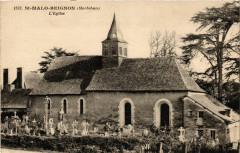 St-Malo-Beignon - L'Eglise - Beignon