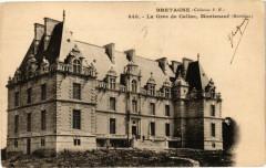 Bretagne - La Grée de Callac Monteneuf - Monteneuf