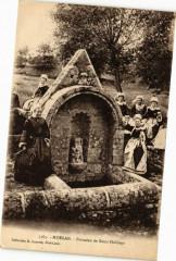 Morlan - Fontaine de Saint-Philibert - Saint-Philibert