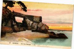 Moreac - Un Pont Rustique - Moréac