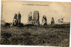 Plouharnel - Manhirs du Vieux Moulin - Plouharnel