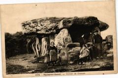 Plouharnel-Carnac. - Dolmen de Crucuno - Plouharnel