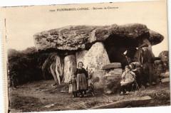 Plouharnel-Carnac - Dolmen de Crucune - Plouharnel