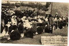 Locmariaquer - Noce Bretonne - La Table des Maries se conposant 56 Locmariaquer